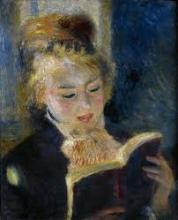 Ritratto di lettrice