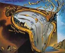 Orologio mezzo fuso
