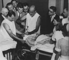 psicochiurgia, una foto degli anni '50