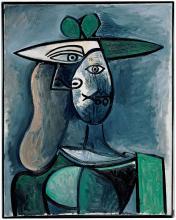 Ritratto di donna, Pablo Picasso